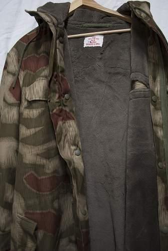 Bundesgrenzschutz parka thrift shop find!
