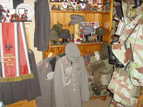 My new war room.......