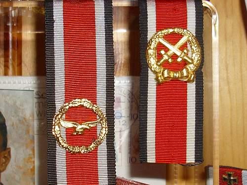 57er KM honour clasp.....................