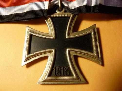 ritterkreuz 1957 1st pattern