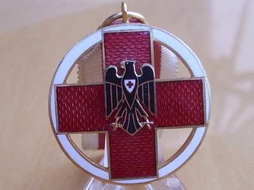 57er DRK medal...............