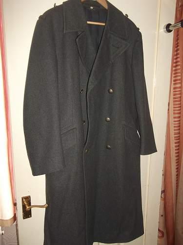Bundeswehr Greatcoat