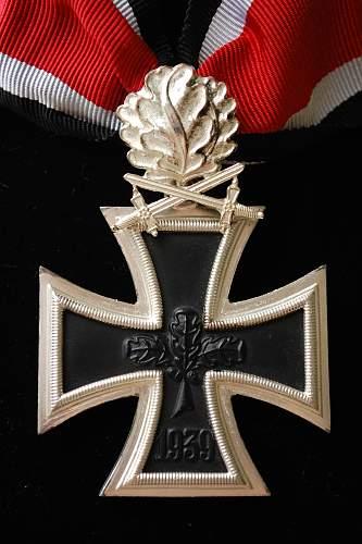 1957 Knights Cross w/ OLS