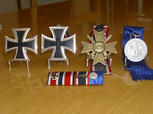57er bars and awards.