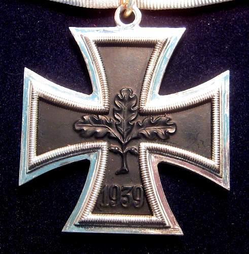 1957 Knights Cross