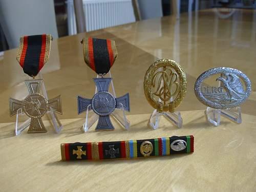 Bundeswehr Orden und Ehrenzeichen...........