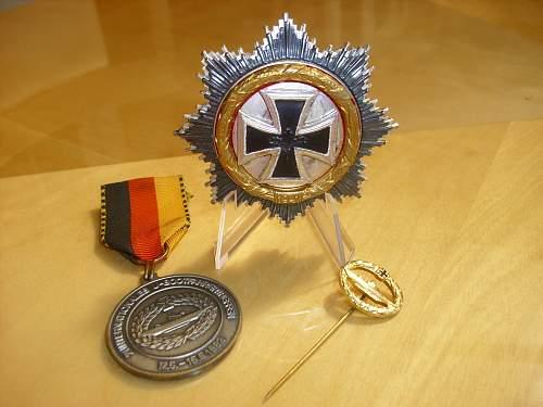 """Small 57er """"Nachless"""" of a U-Bootmann............."""