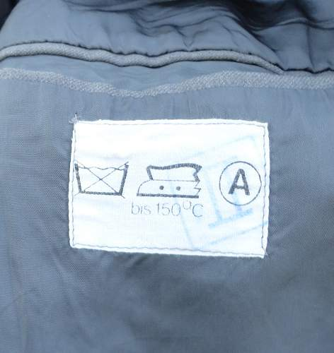 BW Or Austrian Postwar Tunic?
