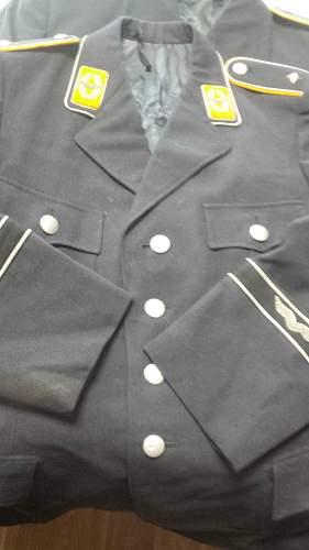 New Bundeswehr Luftwaffe uniform