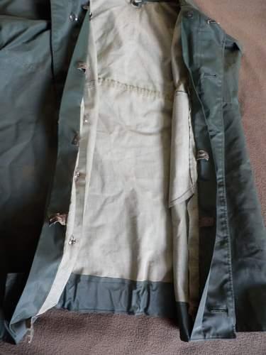 waterproof rein coat opinion needed