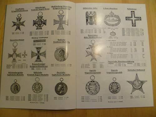 Post war Baltic Cross...................