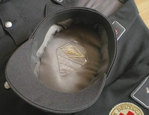 Bundeswehr Medic Ski Cap