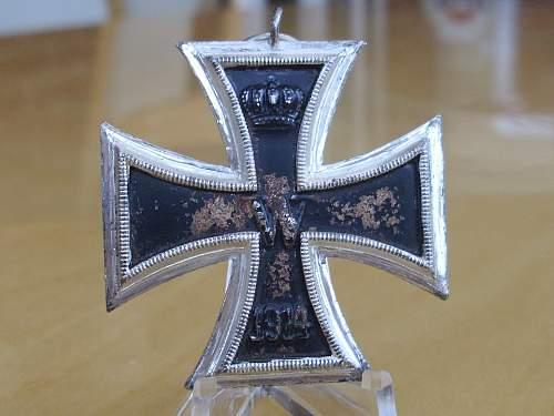 Post war Imperial EK's x 2...........