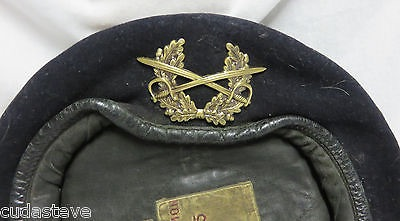 Bundeswehr beret anyone know what this is?