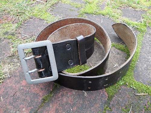 Need help! Unknown buckle.