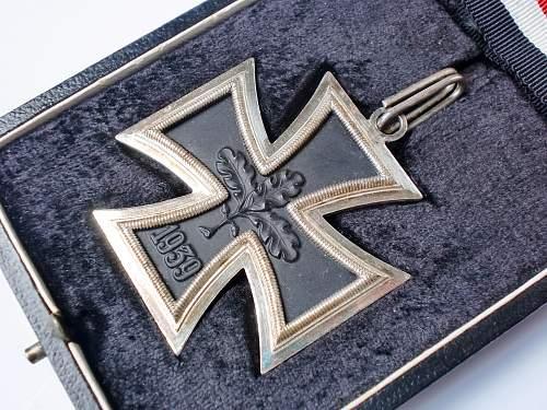 57er Schickle RK in '800' silver