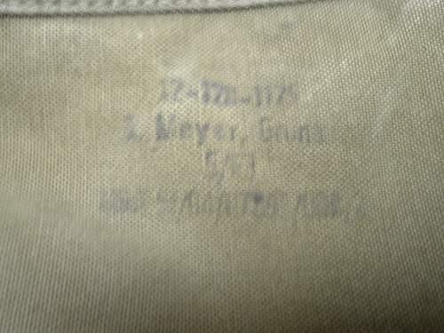 What is this ? Rucksack postwar German ??