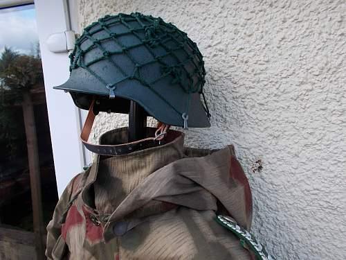 BGS M35/53 helmet