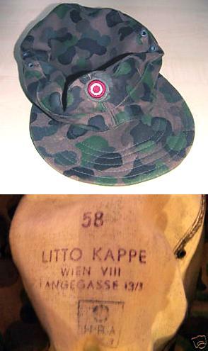 Austrian Cap....reshoot