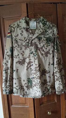 Tropentarn Jacket with Napetape!