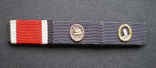 1957er ribbon bars