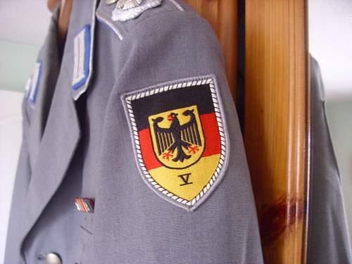 BW Heer Officers lightweight tunic.....