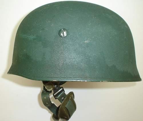 GSG 9 helmet, my Xmas present to myself !