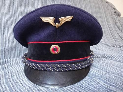 Cap auction