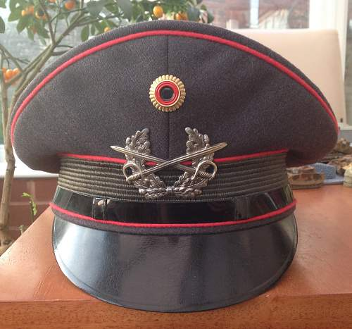 Click image for larger version.  Name:panzer cap front.jpg Views:25 Size:213.0 KB ID:932901