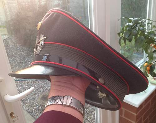 Click image for larger version.  Name:Panzer cap side.jpg Views:14 Size:211.9 KB ID:932904