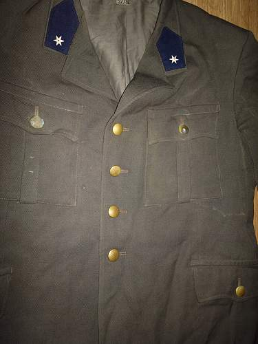 What kind of german tunic?