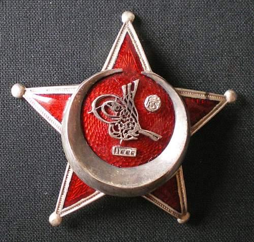 Eiserner Halbmond replacement award
