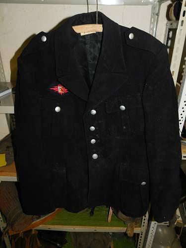 Feuerwehr tunic?