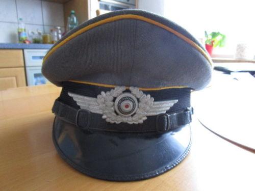 help please, luftwaffe schirmmutze for authentification