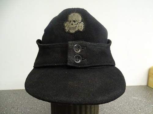 black m43 ss cap (clemens wagner stamped) help please...