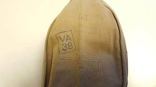 M34 SS VT side cap, Otto Schlientz, Straubing