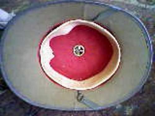 German Pith Helmet