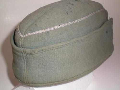 Authentic (Panzer Cap)?