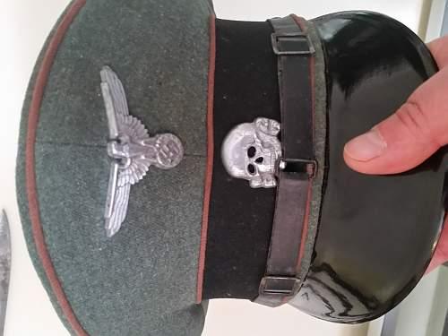 SS Camp Guard Visor