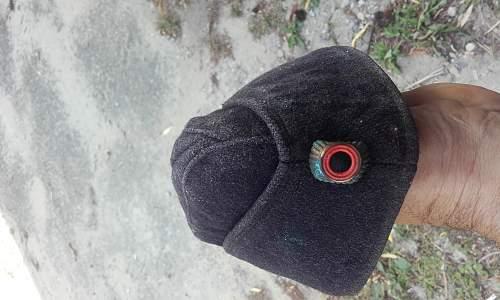 Original TR cap?