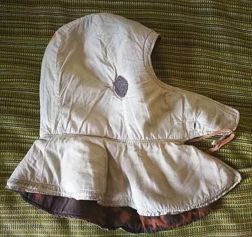 SS winter cap/hoodie