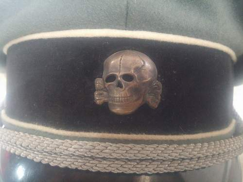 Waffen ss visor
