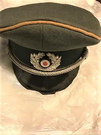 visor cap cavalry