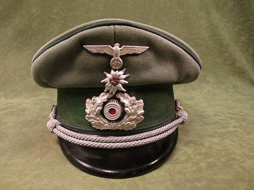 Click image for larger version.  Name:Montain Troop Officer Visor (1).jpg Views:7 Size:162.7 KB ID:1116152