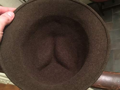 German Forestry/Hunting/Alpine hat?? Authentication/identification???