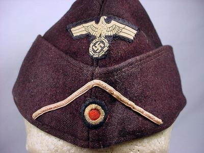 Heer Panzer Feldmutze: want opinions