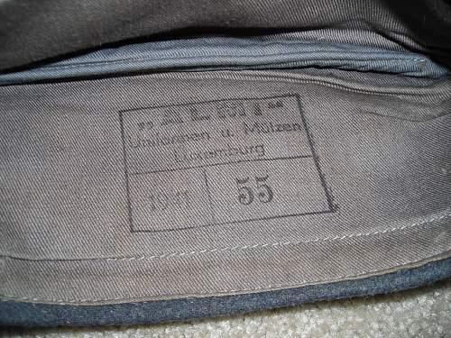 Luftwaffe Fliegermutze: identifing whether this hat is original