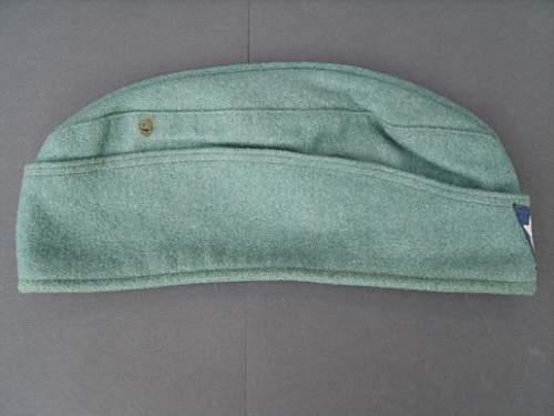 police side cap
