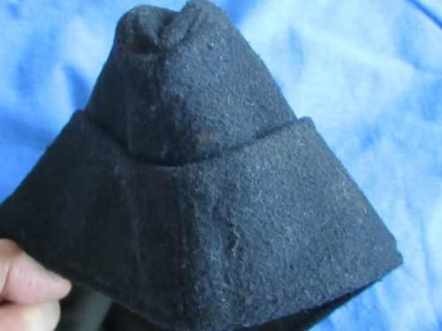 German Cloth Side Cap?