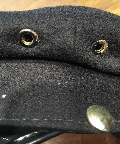 Danish HIPO cap